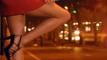 Prostituidas en las calles de Zaragoza bajo un juramento vudú-juju