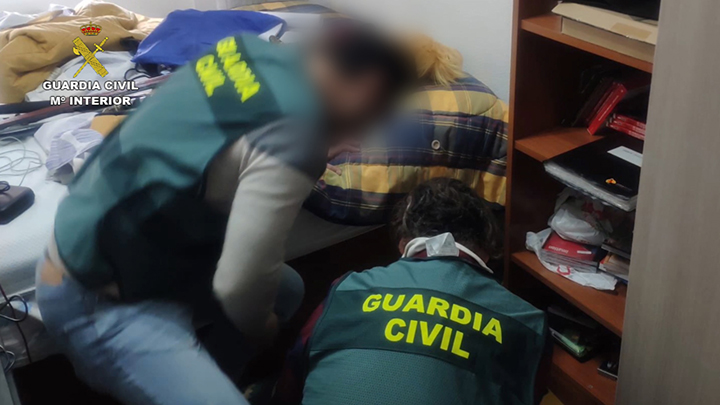 'El Dios' y 'La Muerte' detenidos por engañar y abusar sexualmente de varias menores de edad