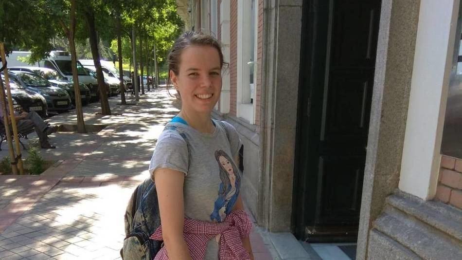 Encuentran en buen estado a la menor que desapareció en Madrid