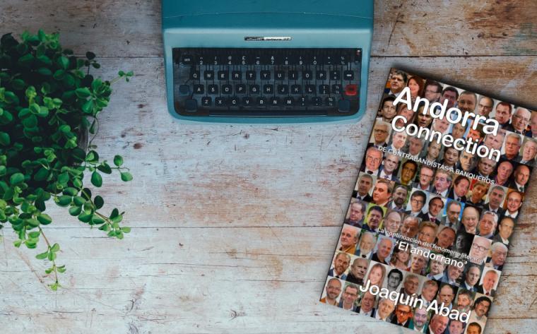 'Andorra Connection' o cómo Joaquín Abad ha dibujado un escenario inédito del Principado