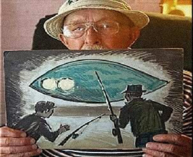 Casi medio siglo después reconoce que fue secuestrado por extraterrestres