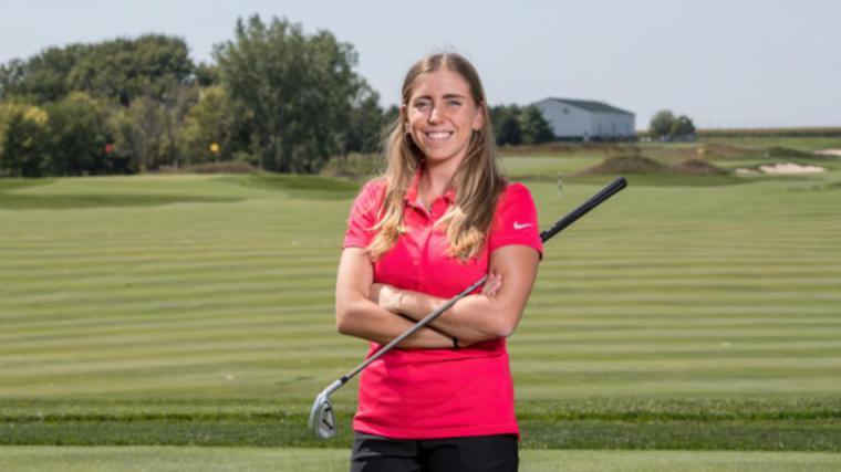 La golfista Celia Barquín, asesinada en Estados Unidos