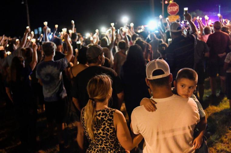 Masacre en Texas: al menos 26 fallecidos en una iglesia
