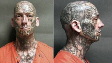Sus tatuajes le delataron