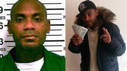 Mamadou en una foto de archivo (izquierda) y Nash en una imagen de Facebook (derecha)