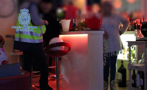 21 detenidos por explotar a mujeres en Marbella hasta la extenuación