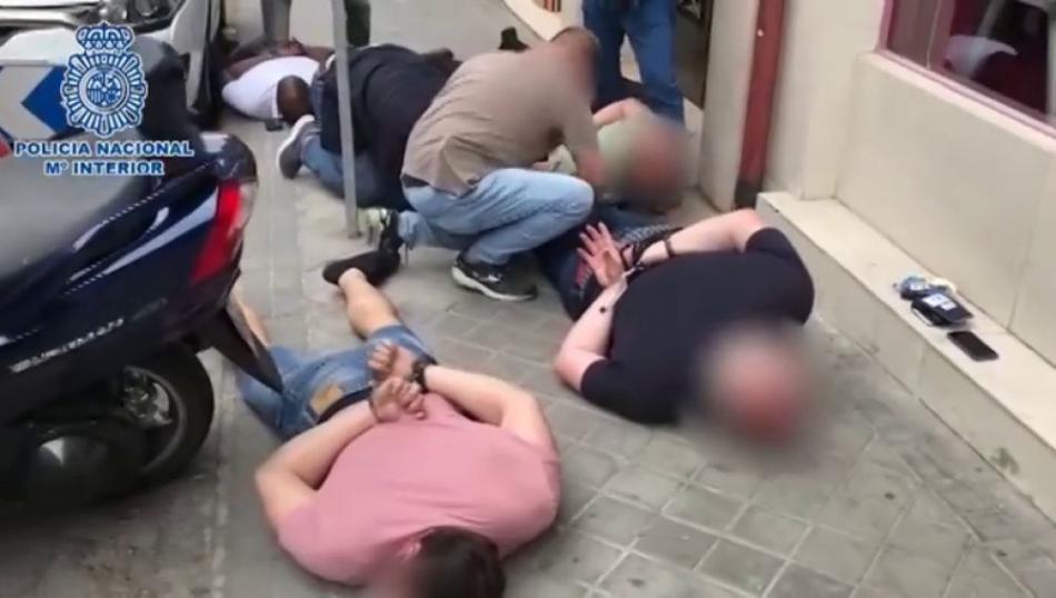 La Policía Nacional libera a un ciudadano argentino tras permanecer secuestrado durante siete días