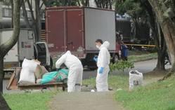 Encuentran un cadáver desmembrado y empaquetado en Medellín