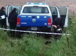 Polic�a asesinado misteriosamente mientras hac�a su primera guardia