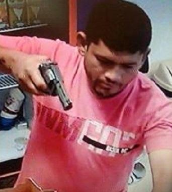 """Hallan muerto al """"atracador filmado"""""""
