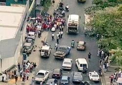 Acribillado un hombre en la estaci�n La Paz del Metro de Caracas